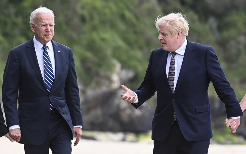 US Reprimand to UK: Sort Yourselves Out on Brexit and Northern Ireland
