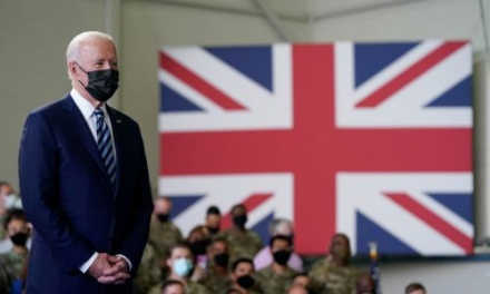 EA on Monocle 24 and Radio FM4: Joe Biden, Boris Johnson, and the G7 Summit