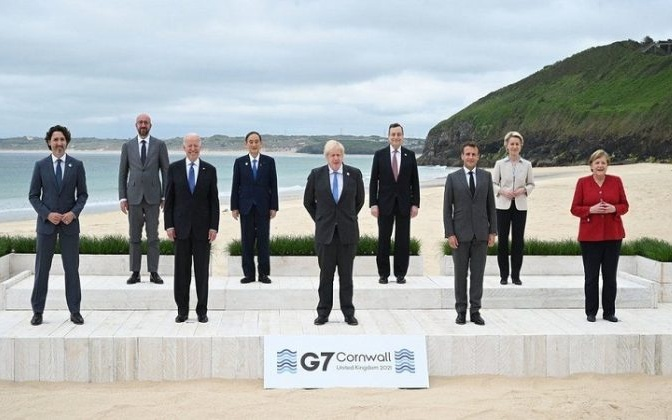 """G7 Summit: US Calls For """"Build Back Better for the World"""""""