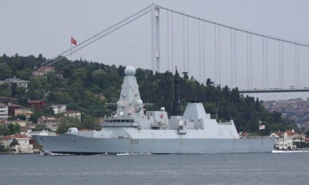 EA on ANews: Russia and UK Face Off Over Crimea