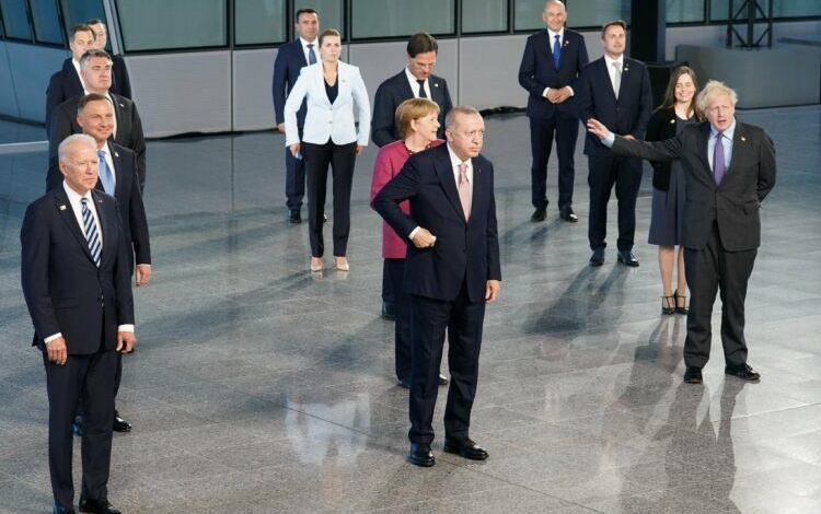 """NATO Summit Declares China's """"Challenges"""" and Russia's """"Threat"""