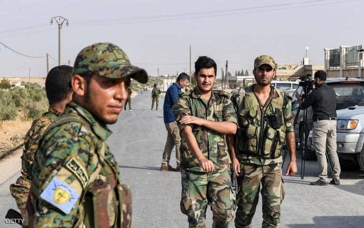 Kurdish Forces Kill Protesters in Syria's Manbij