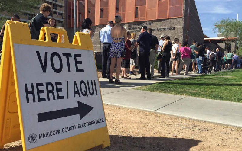 Supreme Court Upholds Arizona Restrictions on Voting Rights