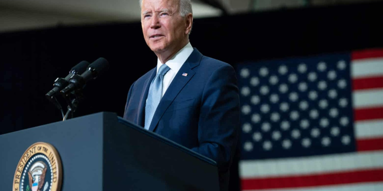 """Biden: """"We Can't Wait Any Longer"""" Over Climate Change Crisis"""