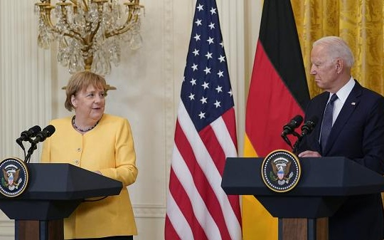 EA on China Radio International: A Restored Partnership Between US and Germany?