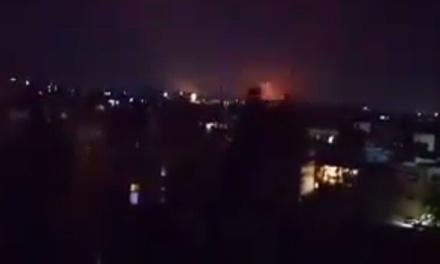 Israel Targets Assad Regime Positions for 2nd Time in 48 Hours