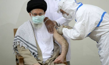 """Coronavirus: Supreme Leader Blames """"Foreign Vaccine Sellers"""" as Iran Sets Daily Case Record"""