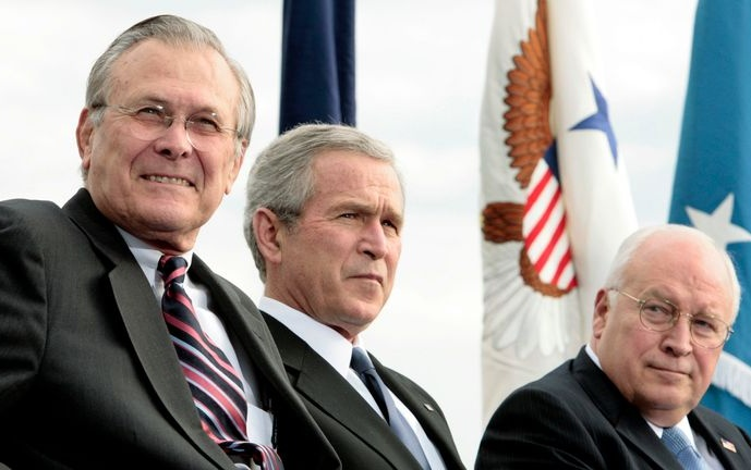 EA on BBC and Monocle 24: Donald Rumsfeld's Deadly Legacy