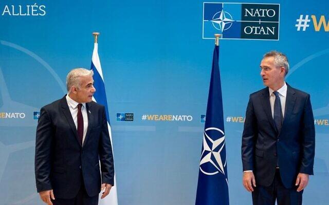 Iran Condemns NATO Head Over Tehran's Nuclear Obligations