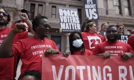 Texas Passes Voting Rights Restrictions