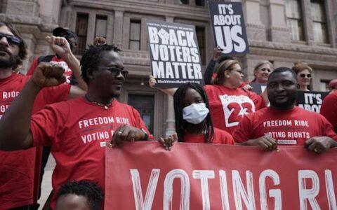 Texas Democrats Take Voting Rights to Washington