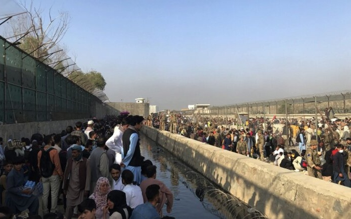 EA on BBC, Australia and China Radio: The Curtain Closes on Afghans