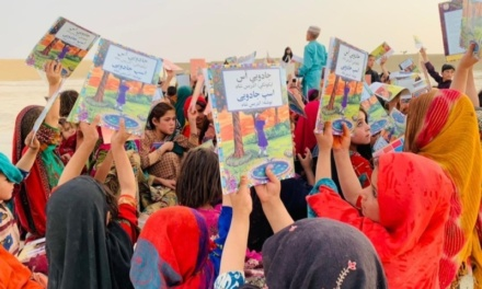 Zarlasht Wali Is Still Determined to Educate Afghanistan's Girls
