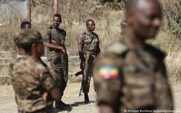 US Sanctions Eritrean Military Chief Over Human Rights Violations in Tigray