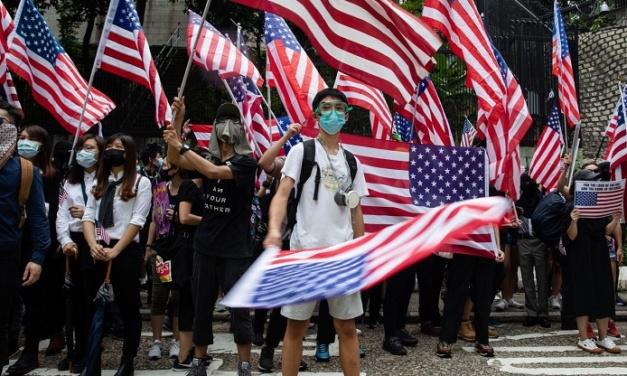 EA on Monocle 24: Hong Kong and the US-China Relationship