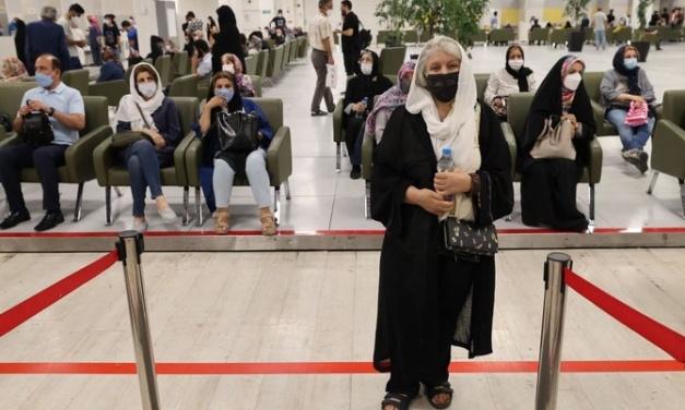 "UPDATE: Coronavirus — Iran's Record Death Toll; Revolutionary Guards Say Foreign Vaccines Are ""Biological Warfare"""