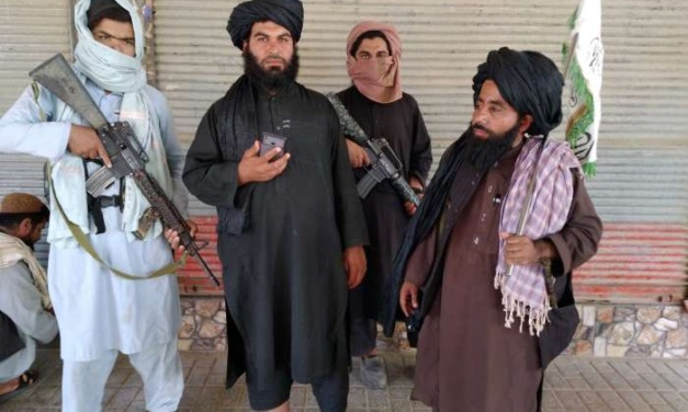 EA on Pat Kenny Show and China Radio International: Taliban Advance in Afghanistan