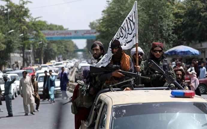 EA on Happs TV: Afghanistan, the Taliban, and Biden
