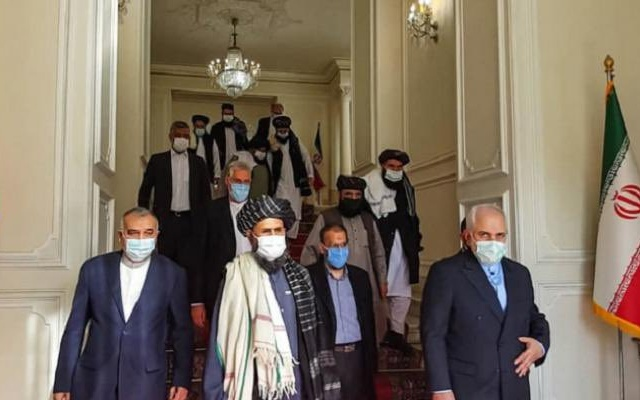 UPDATE: Iran's Caution Over Taliban Takeover in Afghanistan