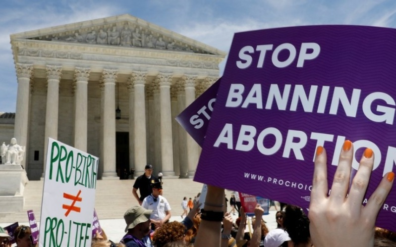 Justice Department Sues Texas Over Ban on Abortions