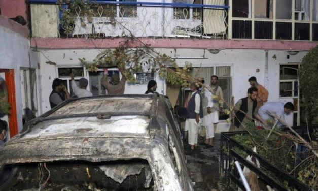 UPDATE: US Military — We Killed 10 Civilians, Including 7 Children, in Kabul Drone Strike