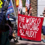 Trumpist Audit in Arizona: Biden Vote Up, Trump Vote Down