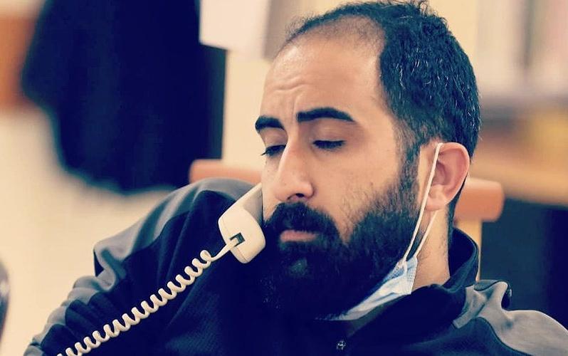 Leading Financial Journalist Azarmvand Imprisoned in Tehran