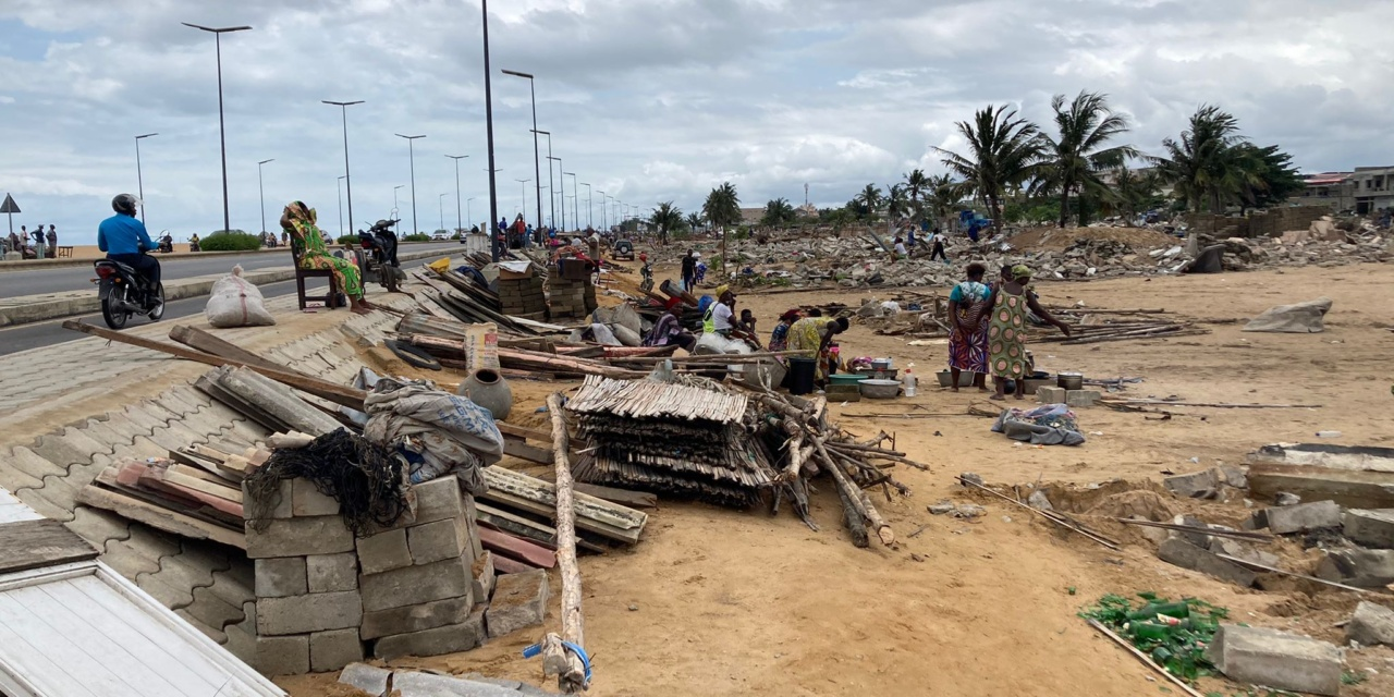 """""""No Place to Go"""": The Demolition of Benin's Fishing Settlements"""