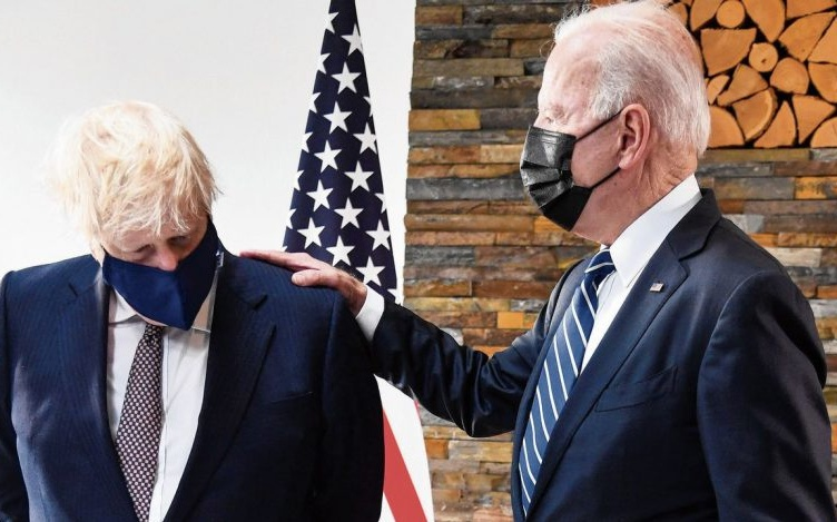 """No Trade Deal and No """"Global Britain"""": UK's Johnson Trots to a US Agenda"""