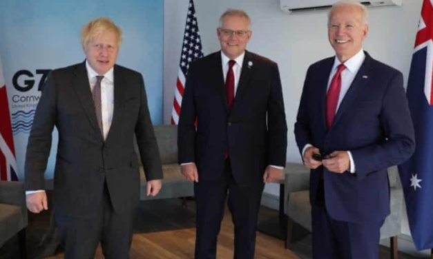 US-UK-Australia Defense Deal Announced