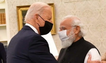 """UPDATE: EA on India TV Outlets — How to Read Modi-Biden Chat, """"The Quad"""", and Modi's UN Speech"""
