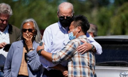 """Biden's """"Code Red"""" on Climate Change"""