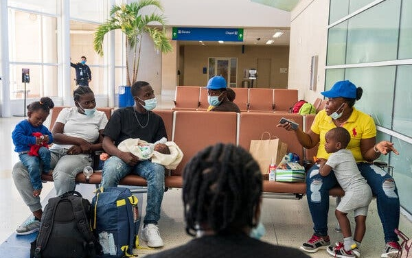 UPDATE: Texas Camp Cleared — 1000s of Haitians Deported While 1000s Moved Inside US