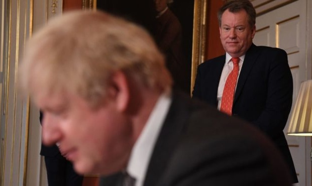 Johnson Government's Dead End on Northern Ireland