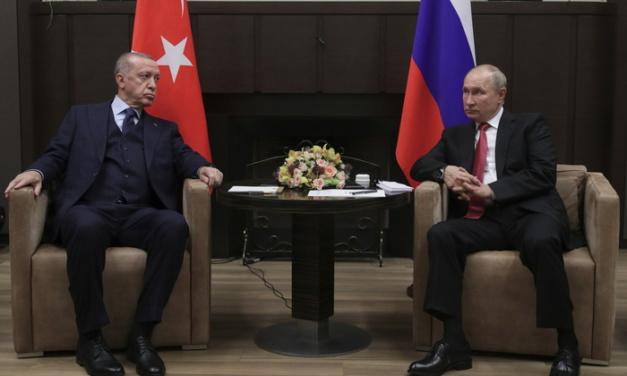 Assad Regime Unhappy with Putin-Erdoğan Meeting on Syria