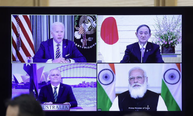 """EA on PTV World: """"The Quad"""", AUKUS Agreement, and the Asia-Pacific Dynamic"""