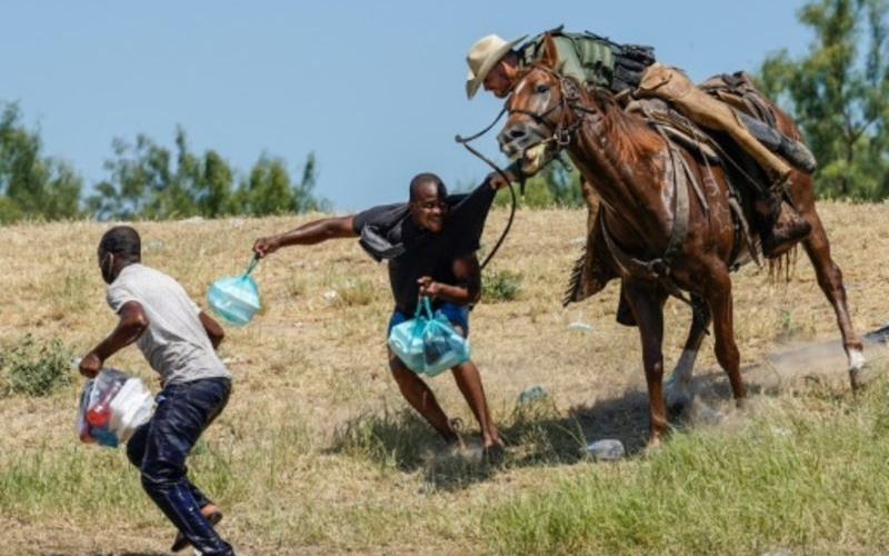 UPDATE: Horse-Riding Agents Crack Down on Haitian Migrants in Texas