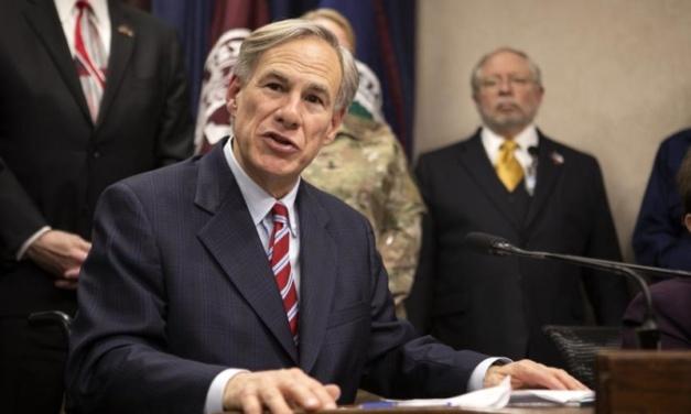 Texas Governor Abbott Bars Coronavirus Vaccine Mandates