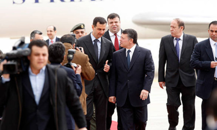 Cozying Up to Assad, Jordan Targets Journalists of Syria Direct