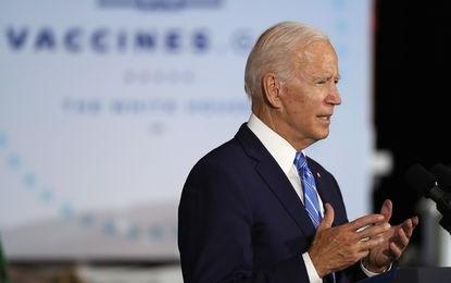 Coronavirus: Biden Appeals to Companies for Vaccine Mandates