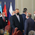 Iran Hosts A Conference on Afghanistan