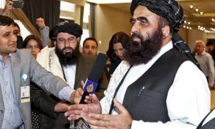 UPDATE: 1st US Talks With Taliban Since Afghanistan Withdrawal